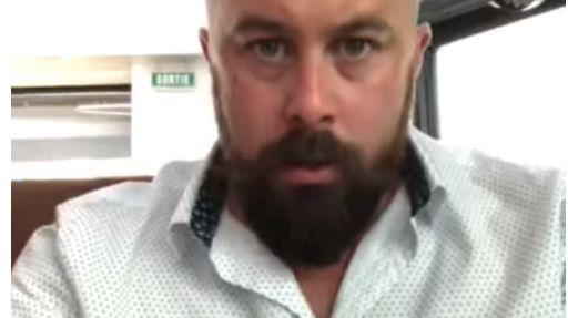 Julien Roumagnac, restaurateur à Toulouse, a publié une vidéo facebook dénonçant les agissements de l'élu Frédéric Brasilès