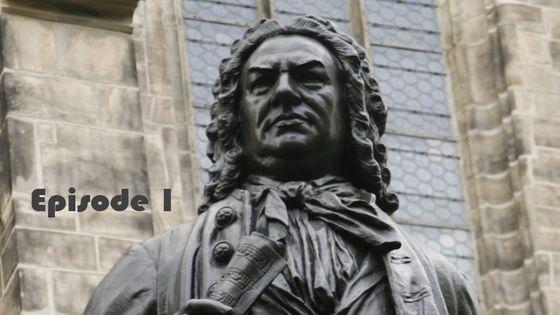 Statue de Bach à Leipzig