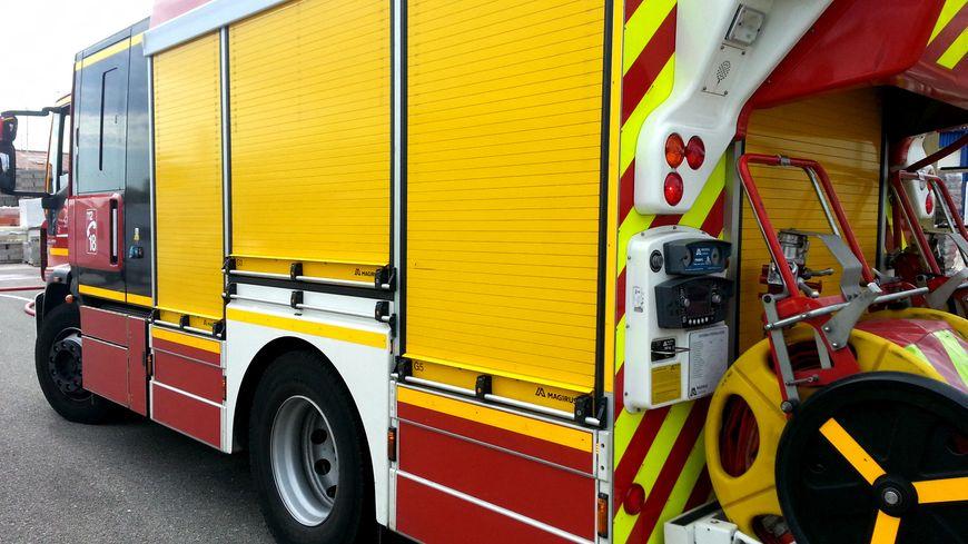 Une trentaine de pompiers a été mobilisée