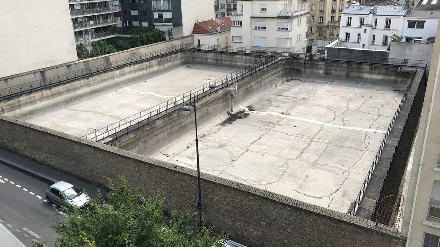 Les bassins de Grenelle ont été vidés avant l'été. Une ferme aquaponique devrait y voir le jour.