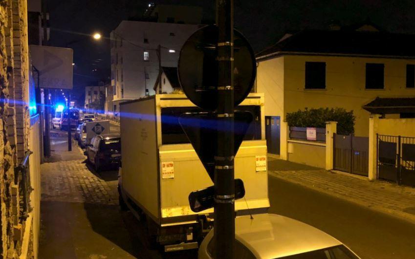 Des tirs ont été entendus près de l'avenue Jean Jaurès à Aubervilliers le 24 août 2019