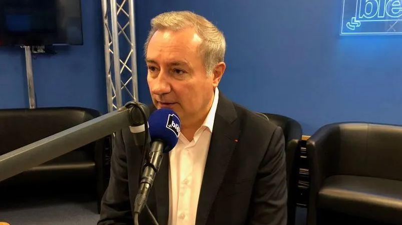 Jean-Luc Moudenc est l'invité de France Bleu Occitanie ce lundi 26 août à 8h15