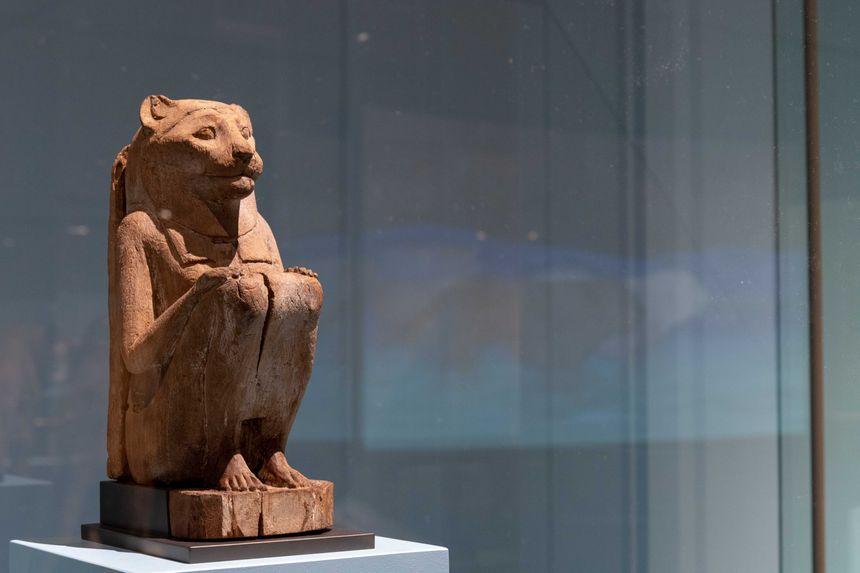 Sekhmet, la déesse féline