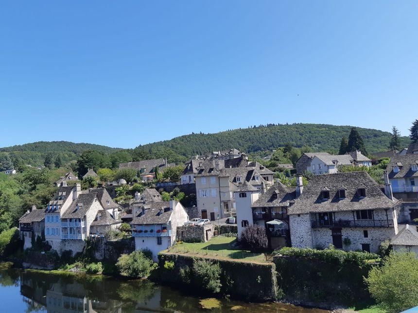 Cette 3e étape du tour du Limousin-Nouvelle Aquitaine passe par Argentat-sur-Dordogne.