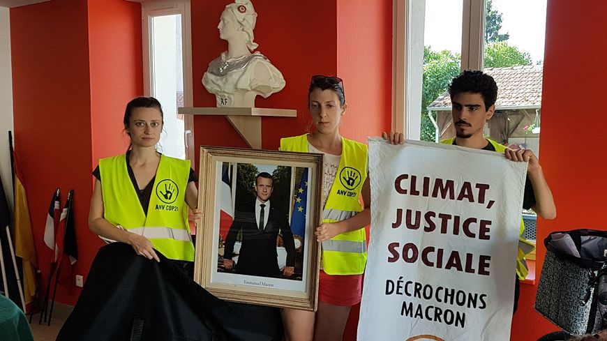 Les portraits décrochés dans les mairies de Pulnoy, Maxéville, Chaligny, Messein et Richardménil vont défiler à Bayonne