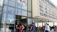 Le centre hospitalier de Carcassonne où sont suivis les enfants
