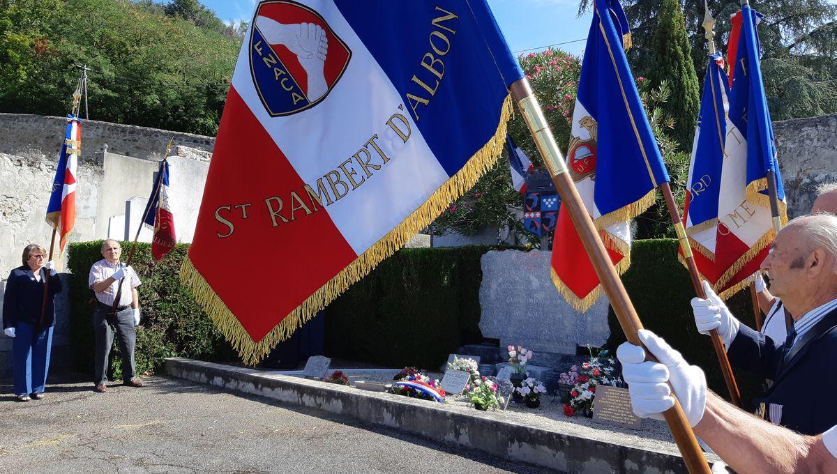 """André, 5 ans le 16 août 1944 : """"mon souvenir, c'est tout le Sud de Saint-Vallier en flammes"""""""