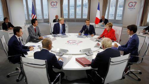 Sommet du G7 à Biarritz : effets restreints et ancien monde ?