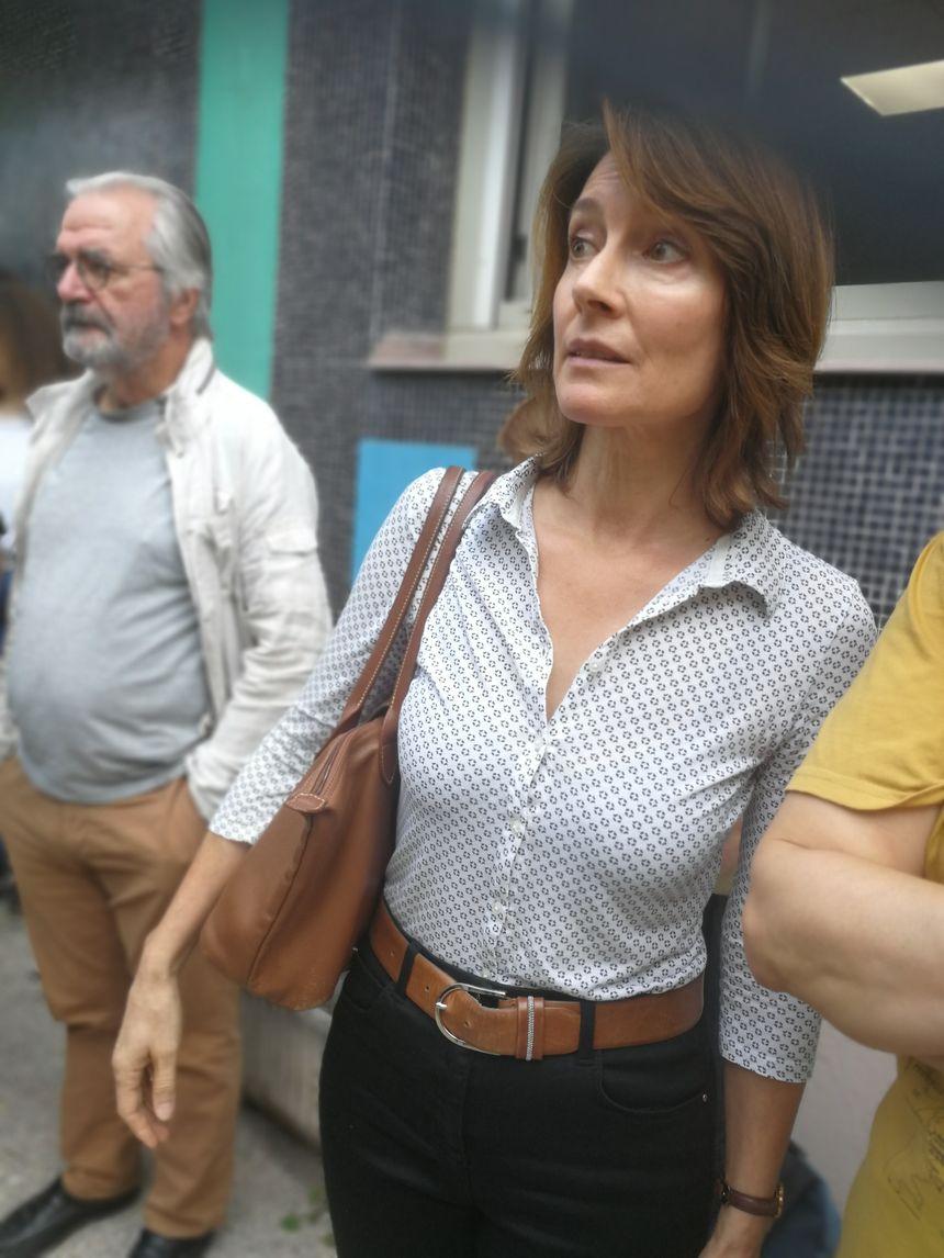 Véronique Strassel est prof de Français / Lettres