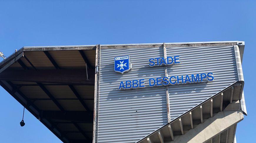 Le stade Abbé Deschamps, l'antre de l'AJ Auxerre.