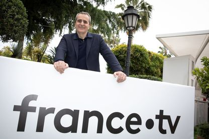 Takis Candilis, directeur général délégué à l'antenne et aux programmes de France Télévision