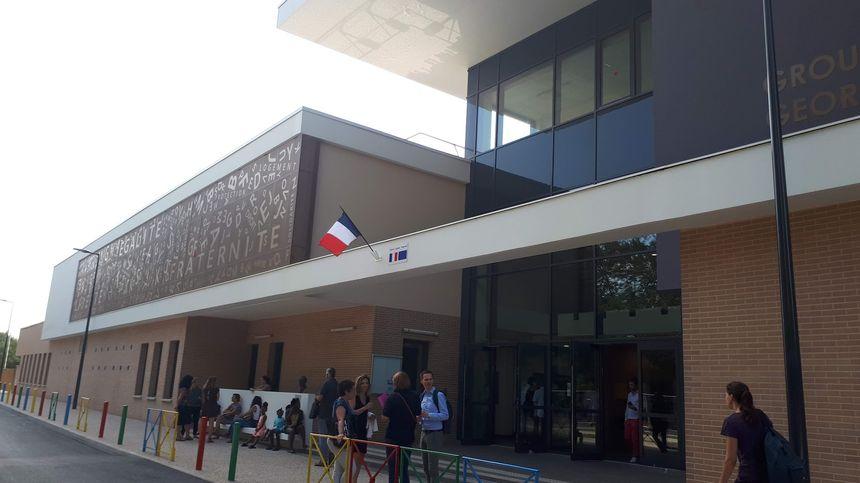 L'école Georges Mailhos ouvre ses portes à la rentrée 2019 à Toulouse dans le quartier Malepère