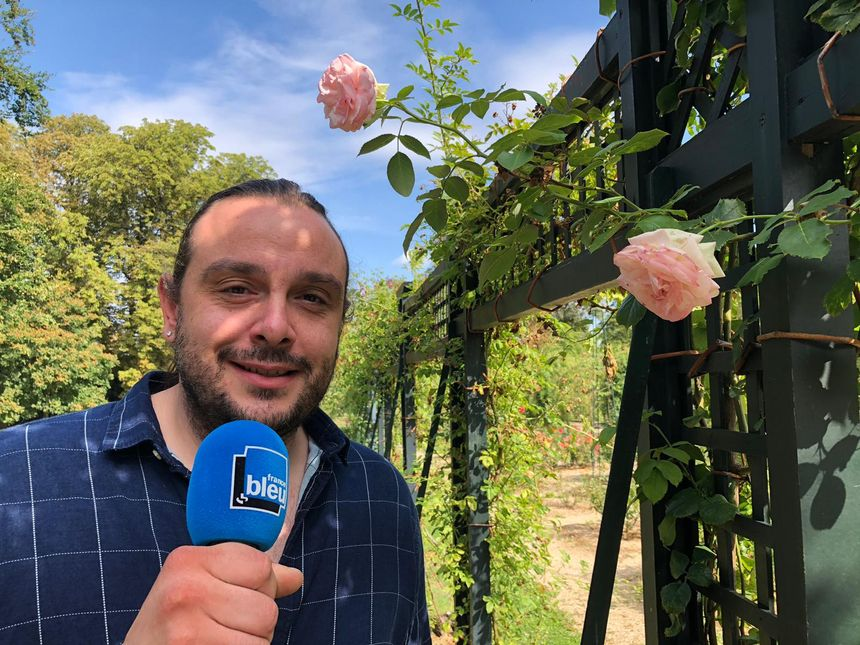 Jonathan Montagne, dit Jojo, chef du pavillon Normand à l'Haÿ-les-Roses