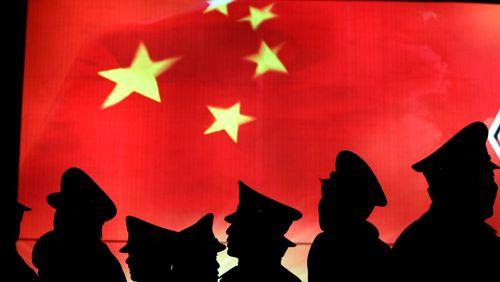 Les espions qui aimaient trop le business : la Chine