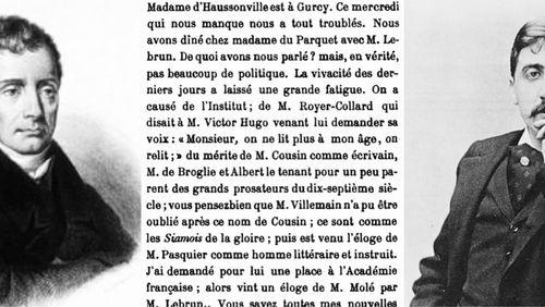 Proust essayiste (11/16) : A mon âge, on relit