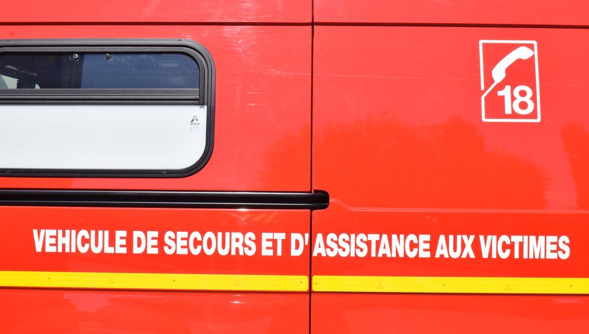 Nantes : le pilote d'une moto meurt dans un accident