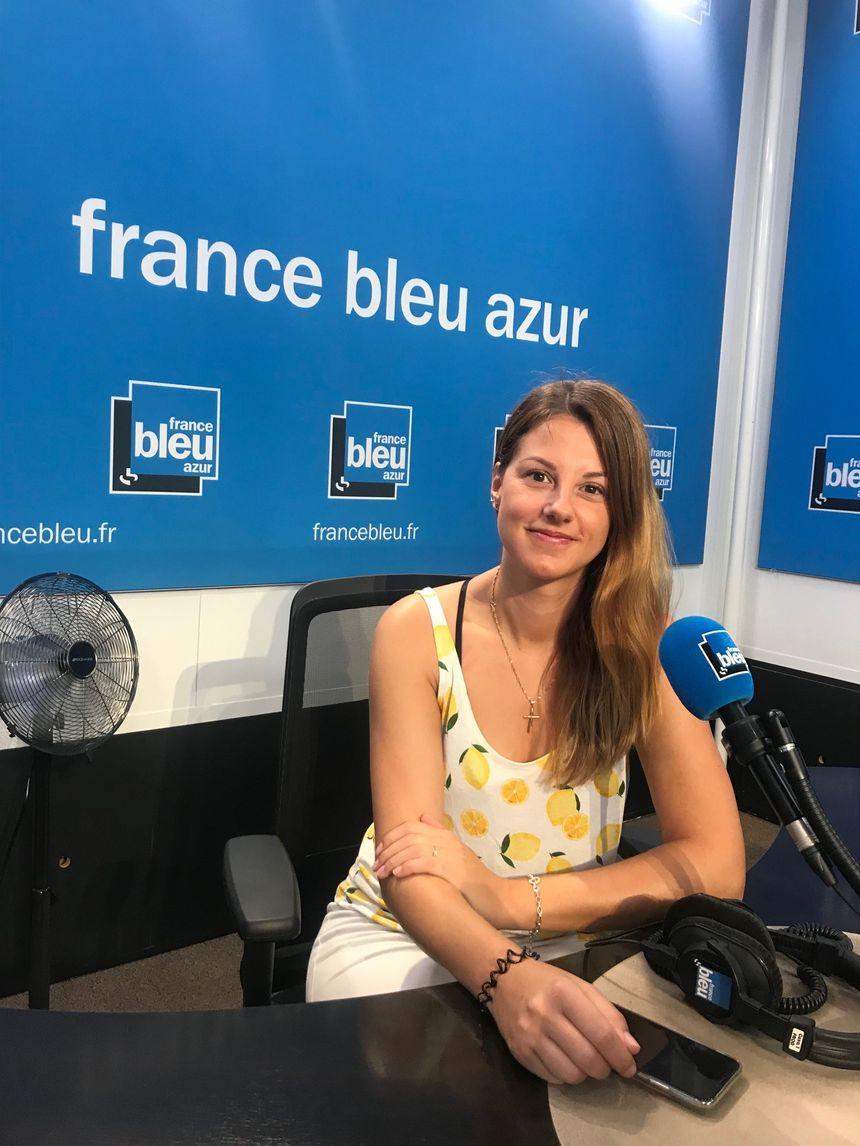 Elodie Boubier, la cheffe du BÜMA