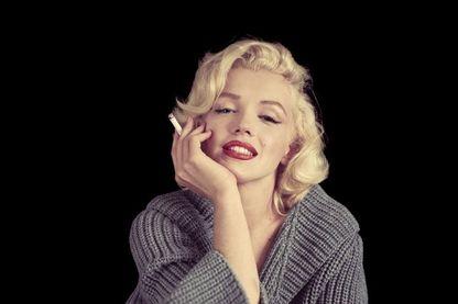 La première photo de Marilyn par Milton Greene / Photographed by Milton H. Greene