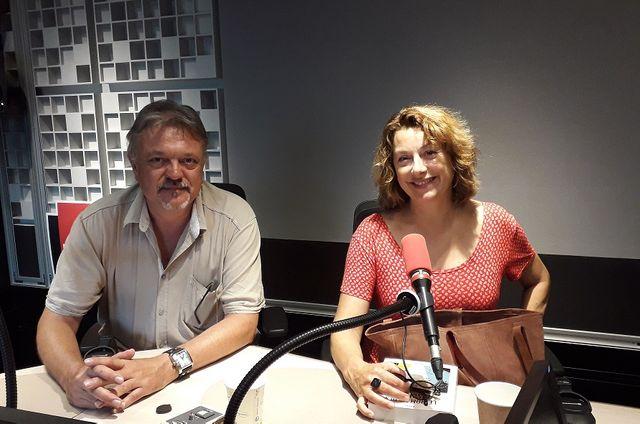 Philippe TOUZET et Catel MULLER