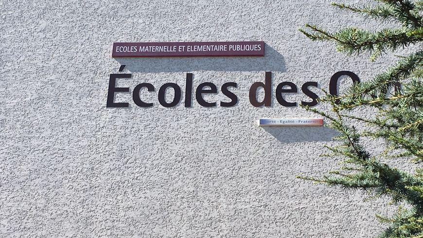 L'école des Ovidés a fait partie du programme de travaux