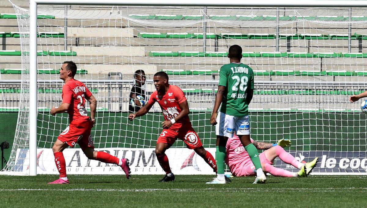 Ligue 1 : (encore) des regrets, mais (encore) de beaux espoirs pour le Stade Brestois après Saint-Etienne