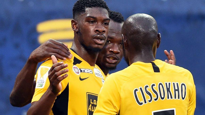 Malaly Dembélé a libéré l'ASNL en deuxième période pour son premier but de la saison