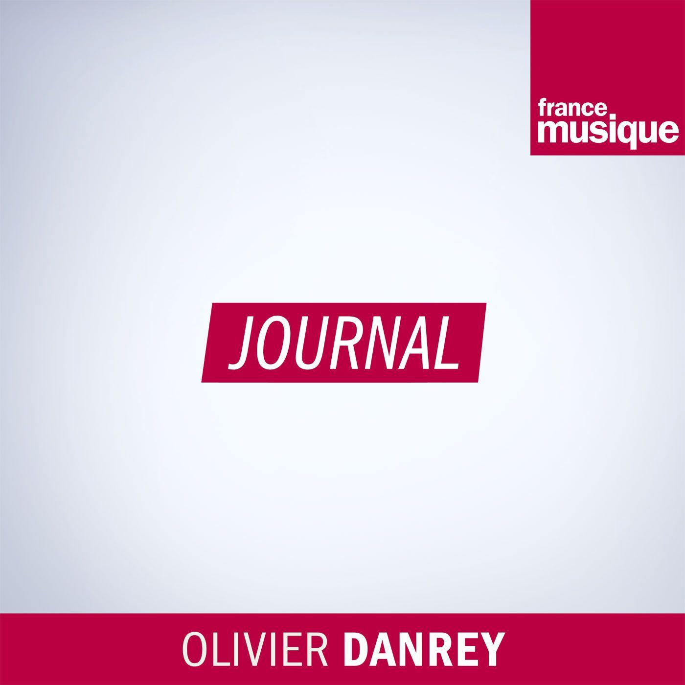Image 1: Le journal de 8h00 de France Musique