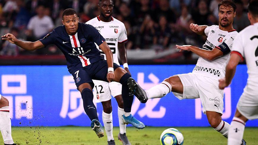 Deux semaines après le Trophée des champions, Rennais et Parisiens se retrouvent en Ligue 1