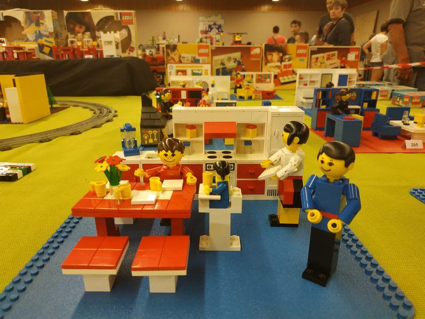 Legos datant des années 1970