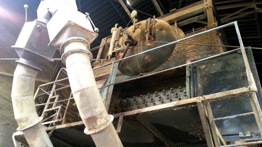 L'antique four de Leuglay recyle fumées et jus pyroligneux sans rejet dans l'atmosphère