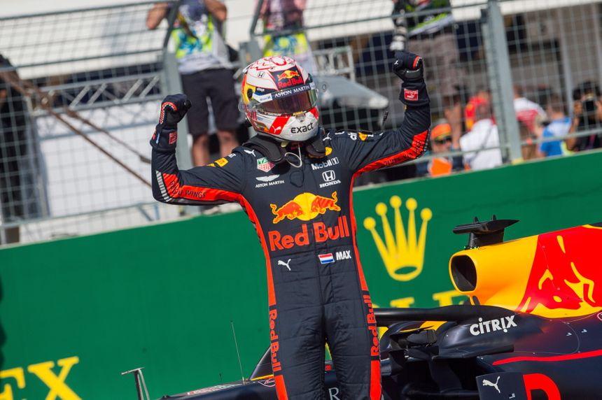 Max Verstappen, le coéquipier, véritable vedette de cette première partie de saison.