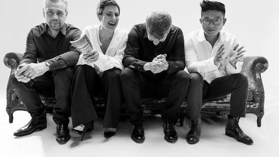 Le quatuor Diotima