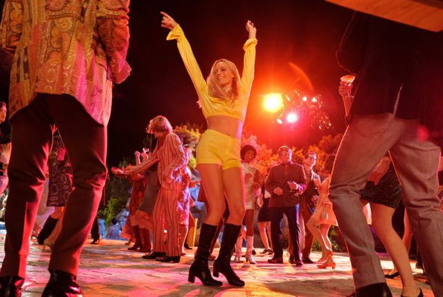 Once upon a time... in hollywood : Margot Robbie