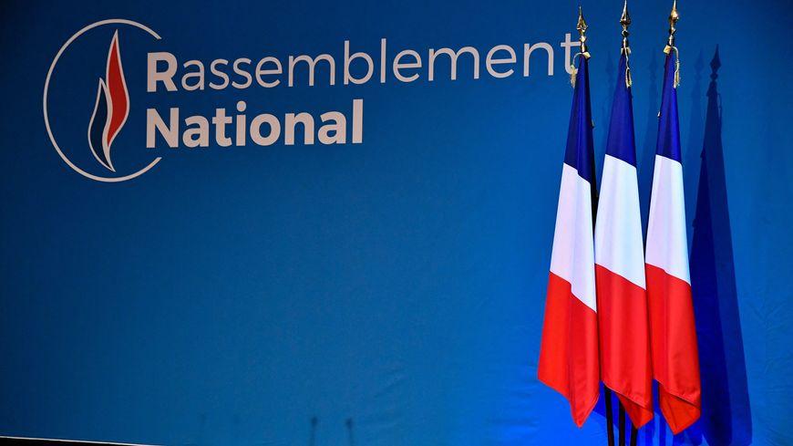 Tribune du Rassemblement National (Photo d'illustration)