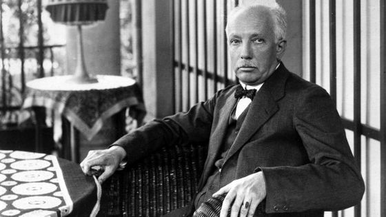 Richard Strauss (1864-1949) German composer and conductor c. 1925