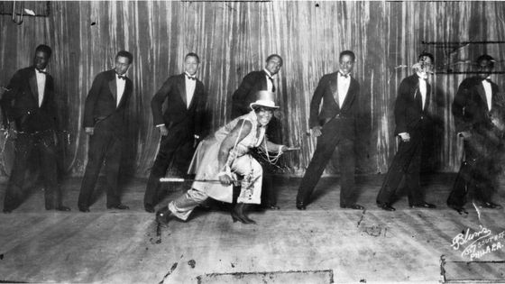 L'impératrice du blues au faîte de sa gloire : Bessie Smith, à Philadelphie, dans les années 1920.