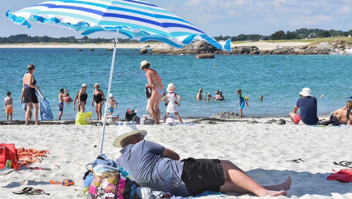 """VIDÉO - """"Avez-vous des plages avec du sable sec ?"""" : les demandes surprenantes des touristes en Bretagne"""