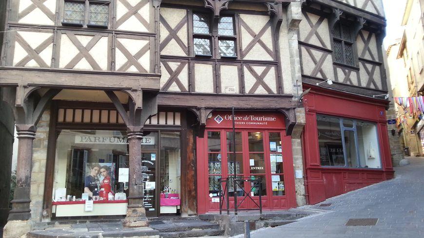 Thiers, ville médiévale du Puy de Dôme