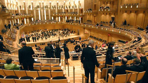 États-Unis: le National Philharmonic sauvé... sous condition