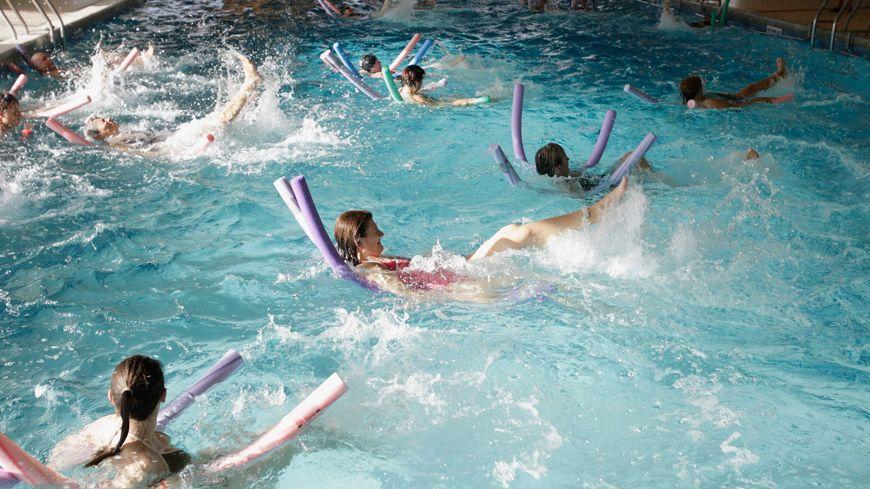 A partir de septembre 2019, les piscines municipales du Mans vont proposer des cours d'aquapilates