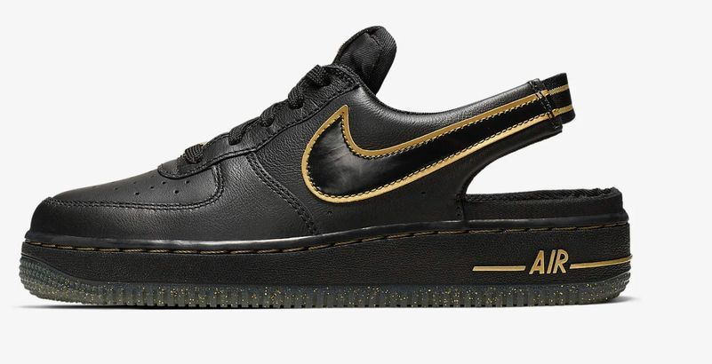 air force one noir adulye