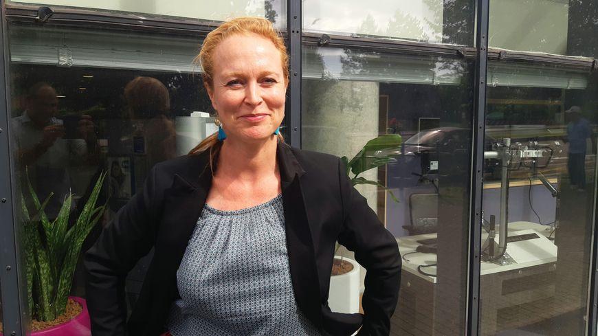 Violette Spillebout, candidate LREM aux municipales à Lille