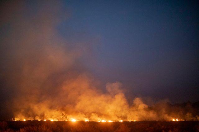 La forêt amazonienne est en feu depuis plusieurs jours