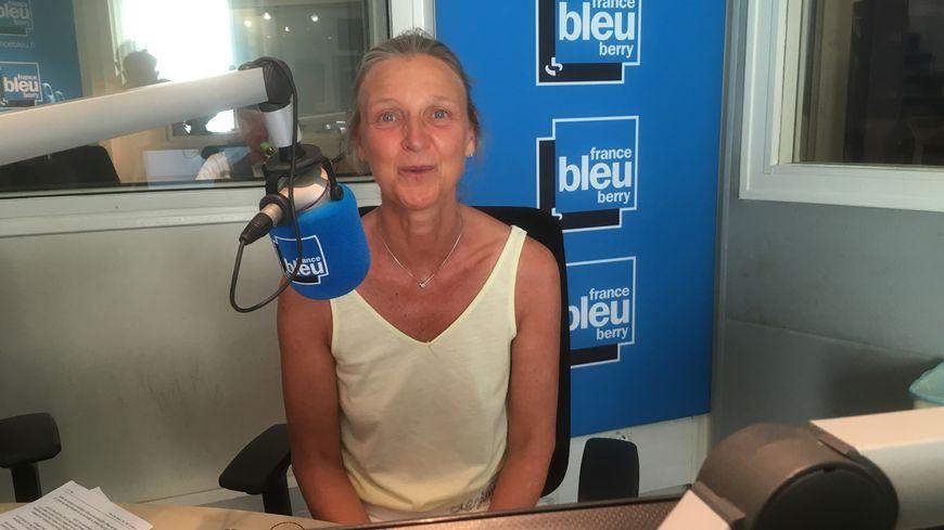 Séverine Dropsy est l'invitée de la vie en Bleu ce mardi