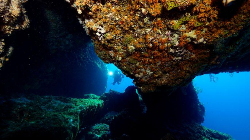 La plongée souterraine est un sport très exigeant techniquement et physiquement (illustration)