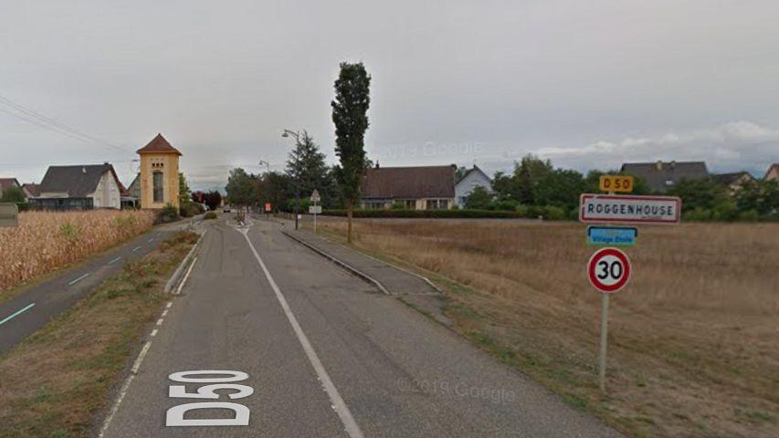 Le village de Roggenhouse au sud de Colmar compte 470 habitants.