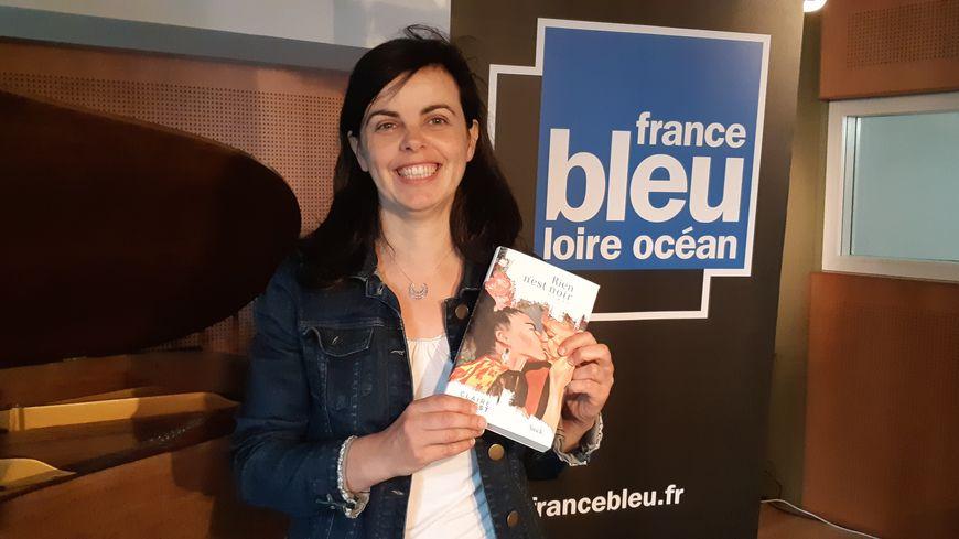 """Stéphanie de la librairie """"Les Lucettes"""" à Ste Luce sur Loire"""