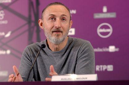Guillaume Nicloux au Festival international du film de Gijón, novembre 2018