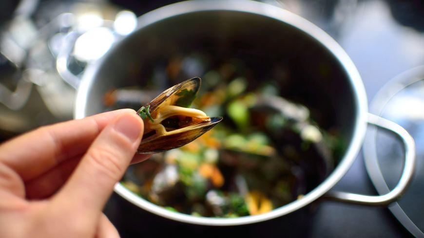 Profitons de la saison de la moule, un mollusque bivalve que l'on accommode facilement.
