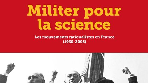 Union rationaliste - Militer pour la science